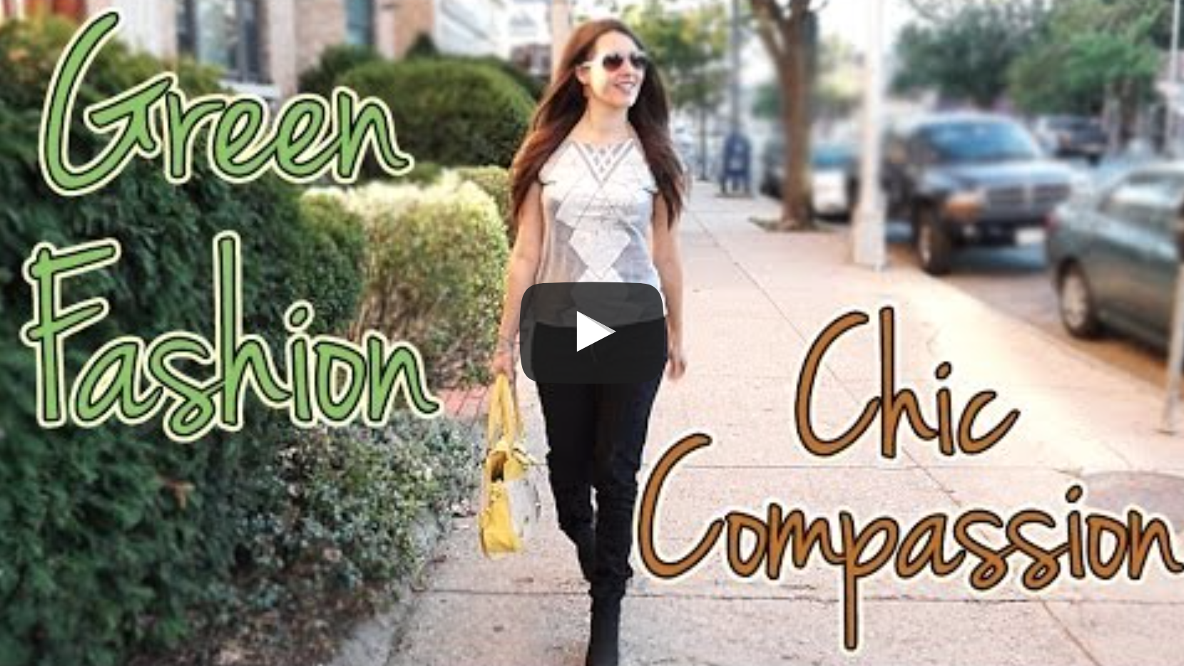 Green Fashion, Chic Compassion: Eco-Vegan Fall Style | Vegan Flix