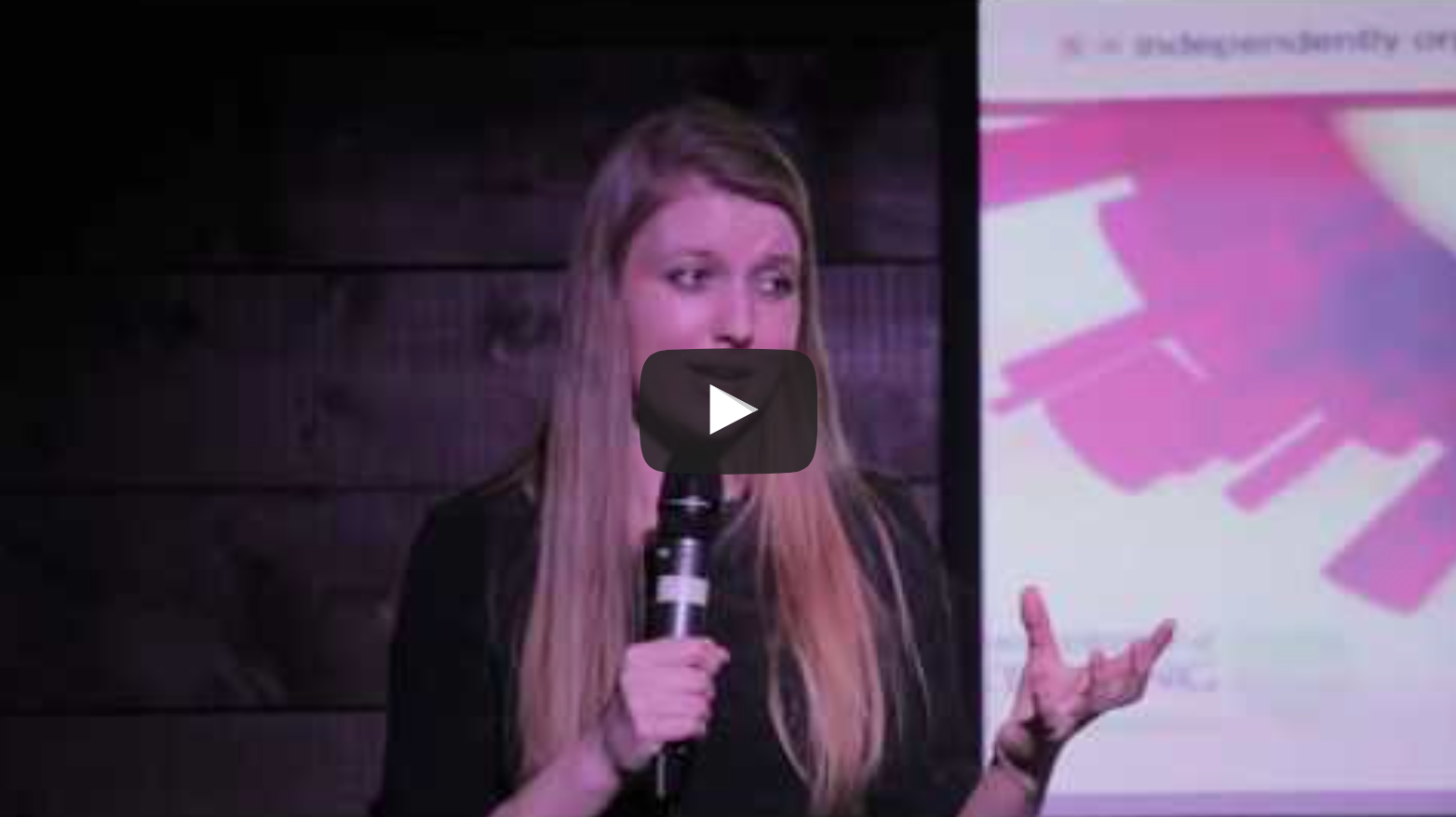 Think Veganism | Kerry McCarthy | TEDxUniversityofStirling | Vegan Flix