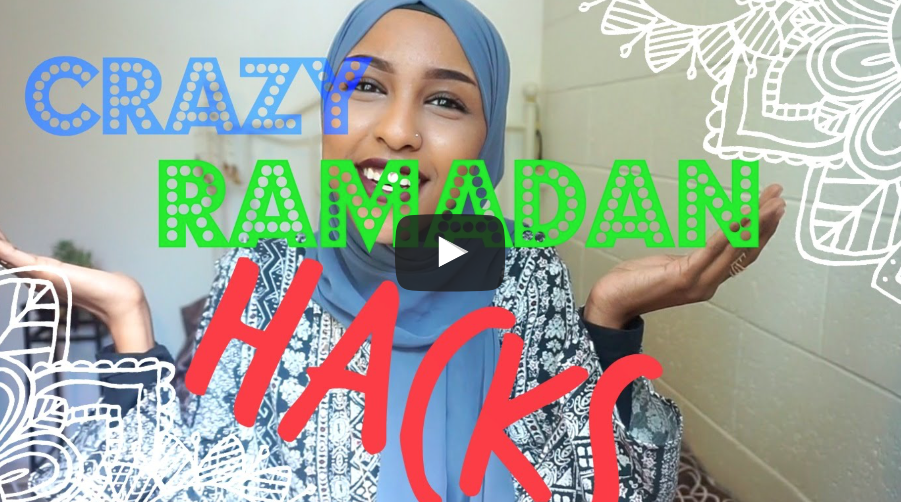 RAMADAN HACKS, TIPS & TRICKS | VeganFlix
