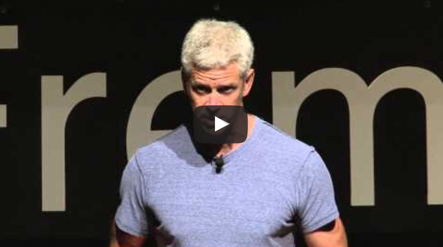 Plant-strong & healthy living: Rip Esselstyn at TEDxFremont | VeganFlix
