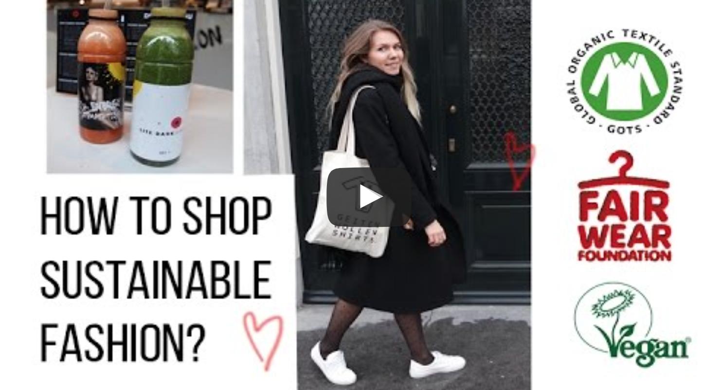 Sustainable & Eco - Vegan Fashion Ethical Shopping Tips // Juicebar LITE/DARK //Eco Fashion Haul // | VeganFlix