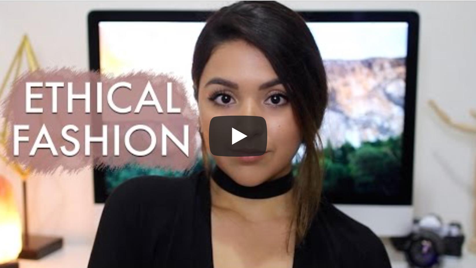 8 ETHICAL FASHION BRANDS || KARLA ACOSTA | VeganFlix