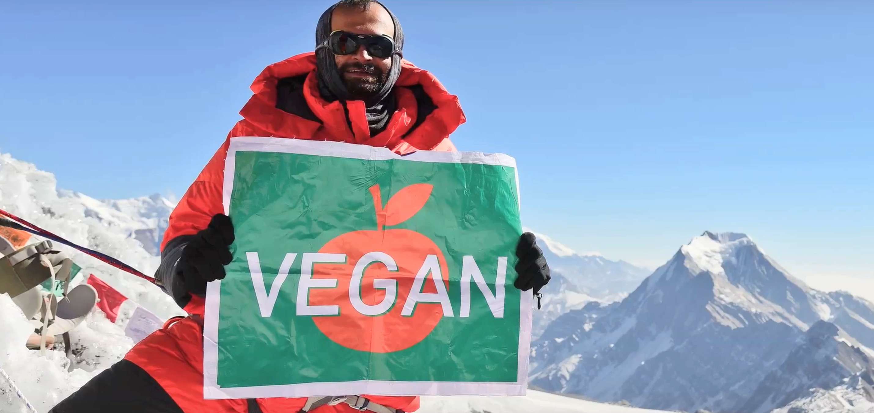 Infinity and Back: VeganFlix Interview with Kuntal Joisher