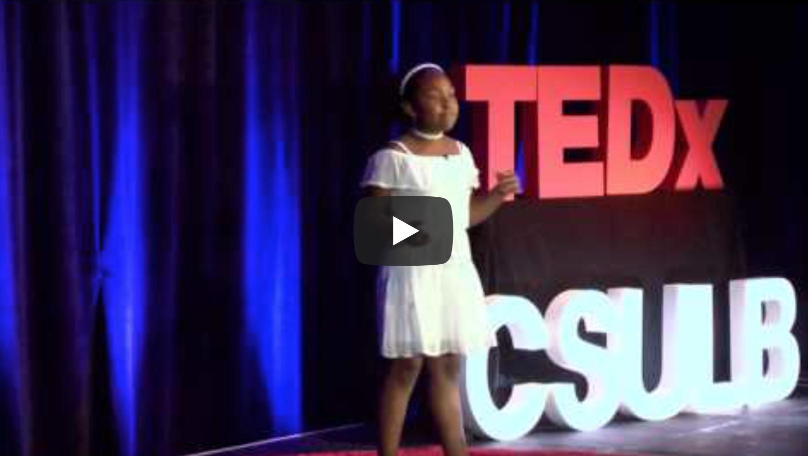 A 10-year old's vision for healing the planet | Genesis Butler | TEDxCSULB |VeganFlix