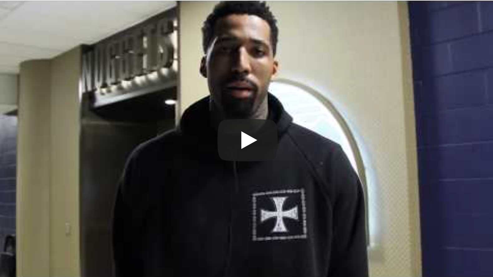 Going Vegan with NBA forward Wilson Chandler | VeganFlix