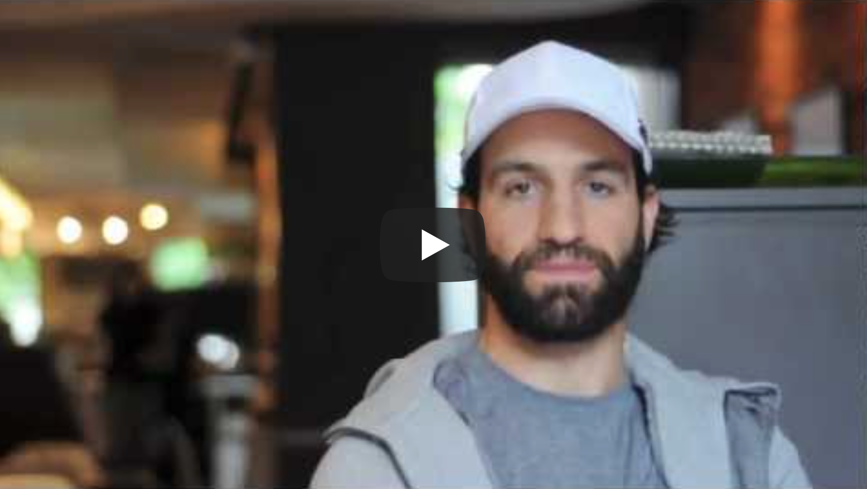 Why I'm Veg - Pro hockey player Mike Zigomanis | VeganFlix