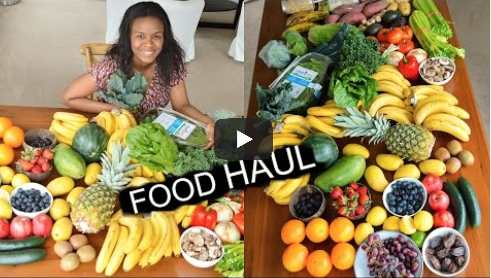My weekly High Raw Food stash + how I use it | Vegan Food haul | VeganFlix