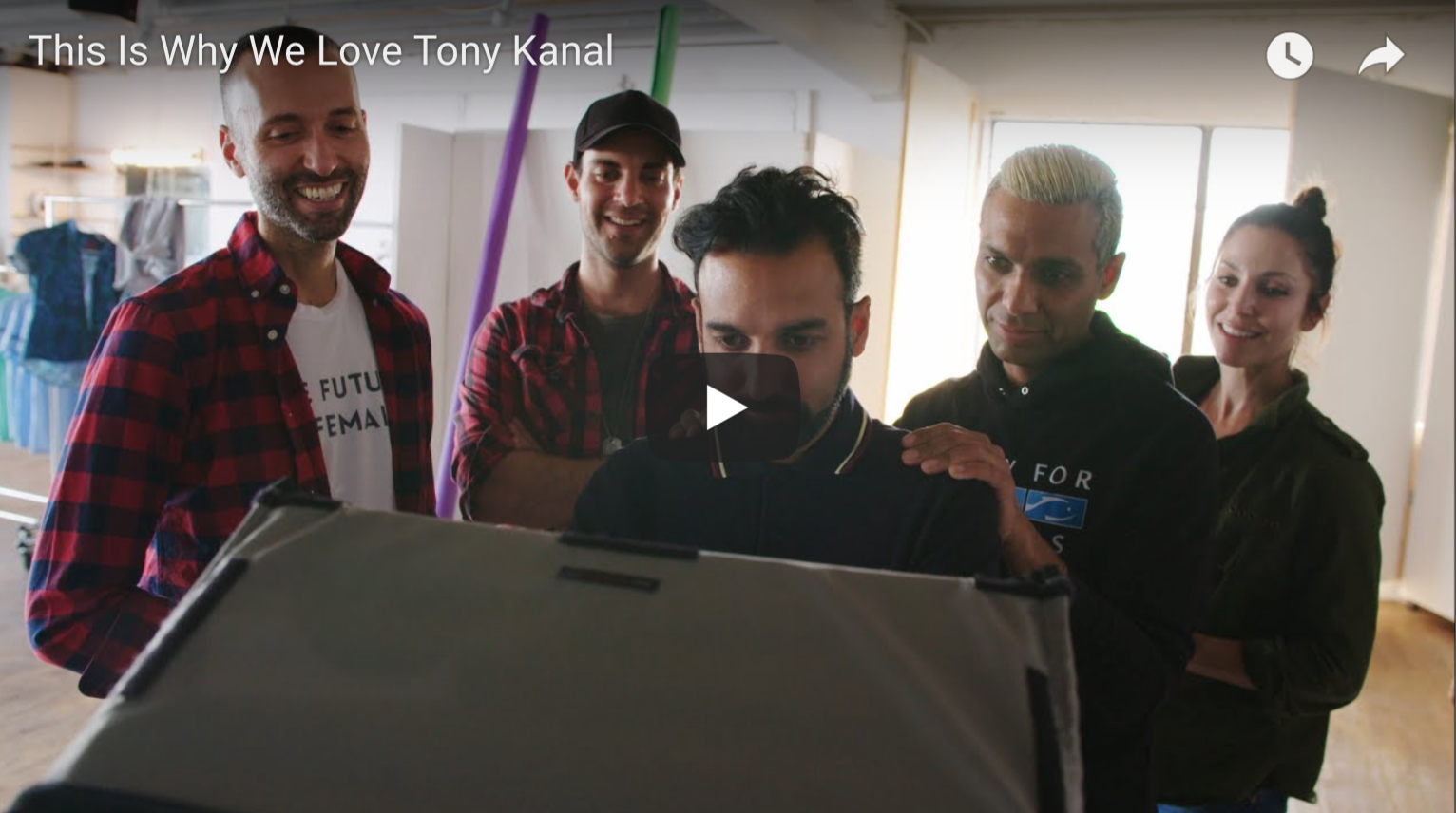 This Is Why We Love Tony Kanal | VeganFlix