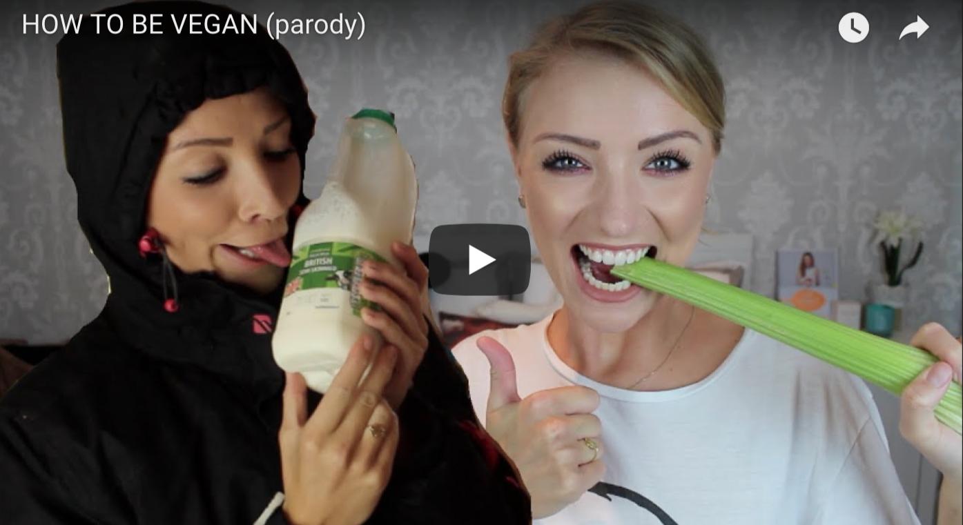 HOW TO BE VEGAN (parody) | VeganFlix