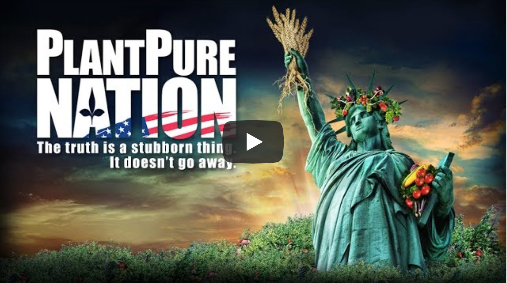 PlantPure Nation - The Official FREE YouTube Release | VeganFlix