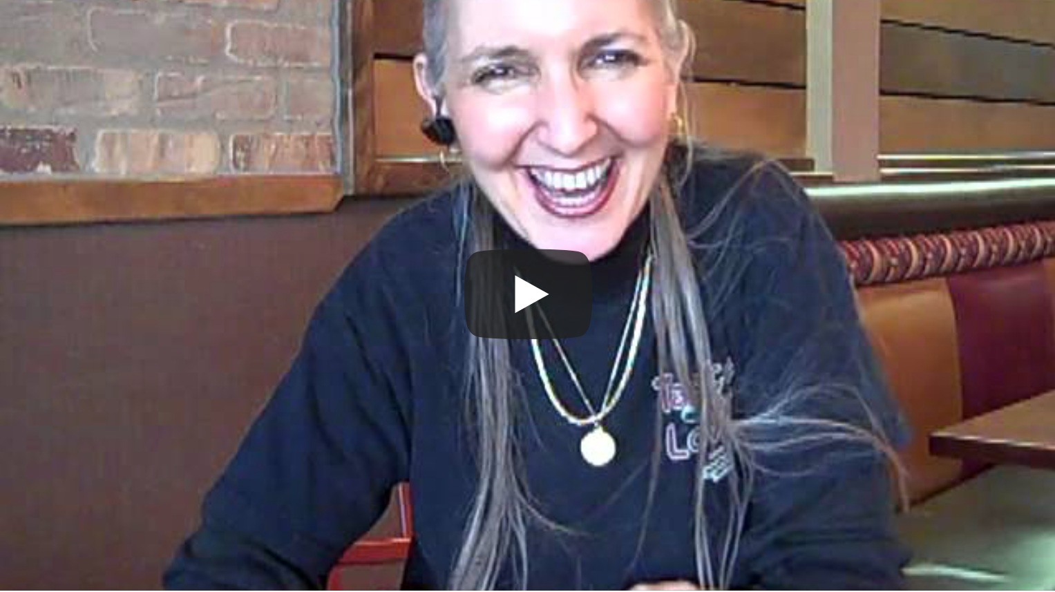 Interview of Peggy Raisglid, owner of Lovin' Spoonfuls Vegetarian Restaurant, Tucson, AZ | VeganFlix