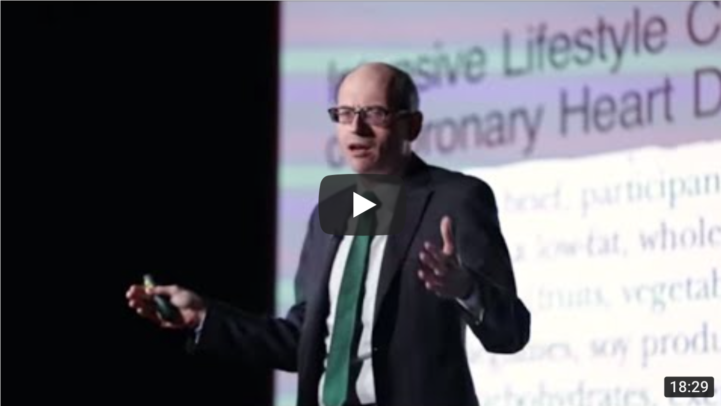 Food as Medicine | Michael Greger, M.D. | TEDxSedona | VeganFlix
