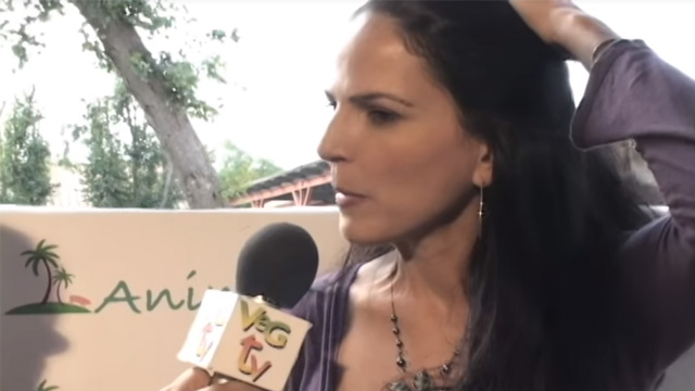 VEG TV: Stunning Vegan Film Star Mariana Tosca