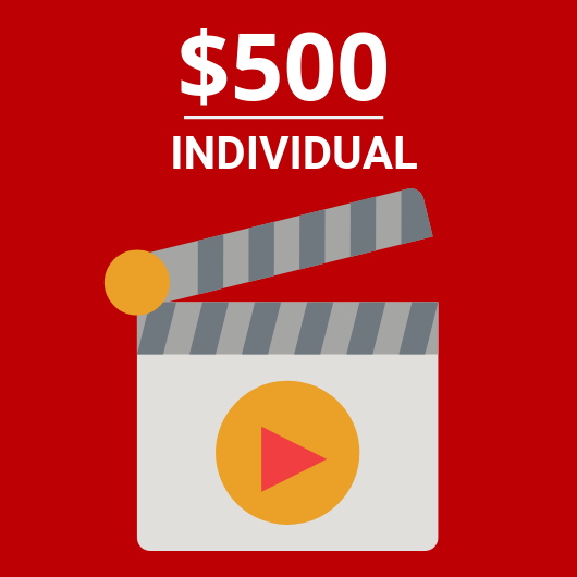Individual $500