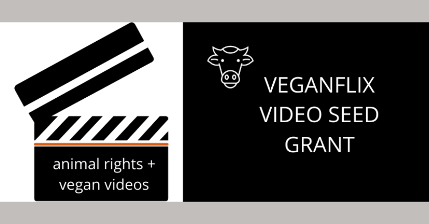 VeganFlix Studios Announces The 2021 VeganFlix Video Seed Grant