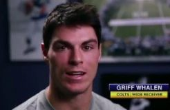NFL Wide Receiver Griff Whalen: Eating Vegan