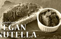 [No Music] How to make Vegan Nutella