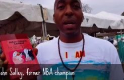 John Salley, NBA Star on Diet and Climate Change