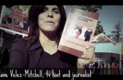Jane Velez-Mitchell, tv host and journalist on climate and diet
