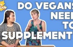 What Do Vegans Need to Supplement?