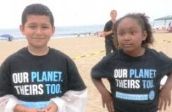 Meet youth animal activists Joseph and Genesis