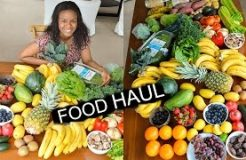 My weekly High Raw Food stash + how I use it | Vegan Food haul
