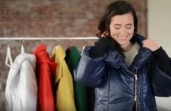 Down With Down! See Why This High-End Designer Risked It All for Vegan Coats
