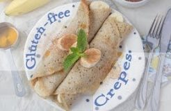 Delicious Gluten-free Vegan Crepes
