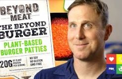 BUILDING MEAT FROM PLANTS w/BEYOND MEAT
