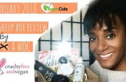February (2018) Review | Vegan Cuts Winter Makeup Box | Vegan WOC