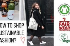 Sustainable & Eco - Vegan Fashion Ethical Shopping Tips // Juicebar LITE/DARK //Eco Fashion Haul //