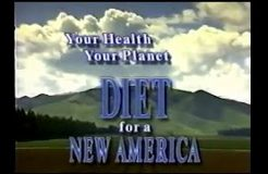 DIET FOR A NEW AMERICA ✰ John Robbins ✰ Full Documentary