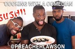 How To Make Sushi - Cooking With A Comedian