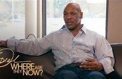 "Mike Tyson: ""I Became a Vegan"" 