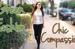 Green Fashion, Chic Compassion: Eco-Vegan Fall Style