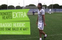 Strongest Hearts Extra: Baggio Husidic of the LA Galaxy Preview